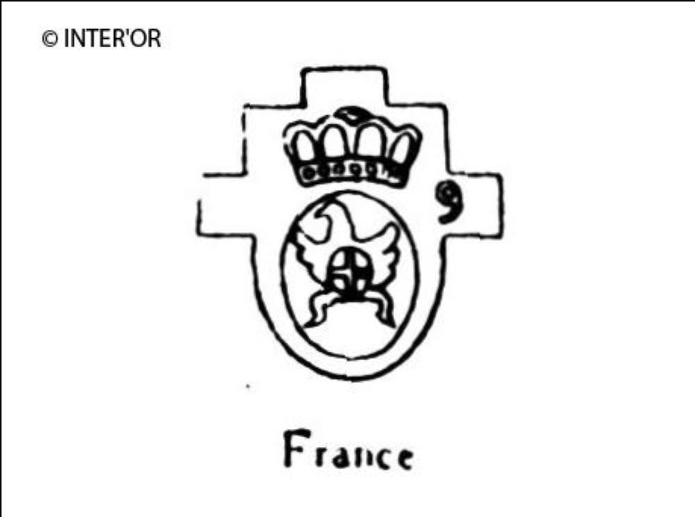 Aigle couronne 9
