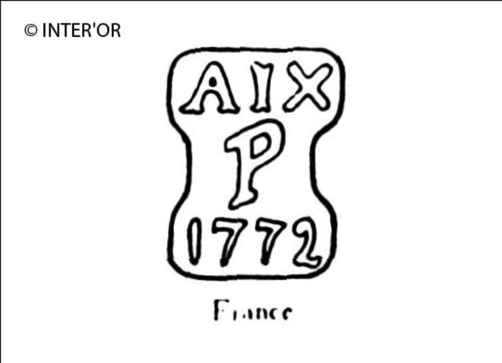 Aix p 1772