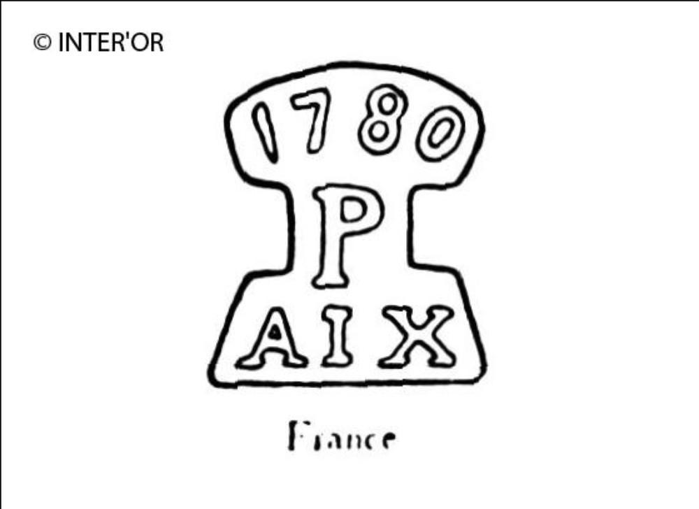 Aix p 1780