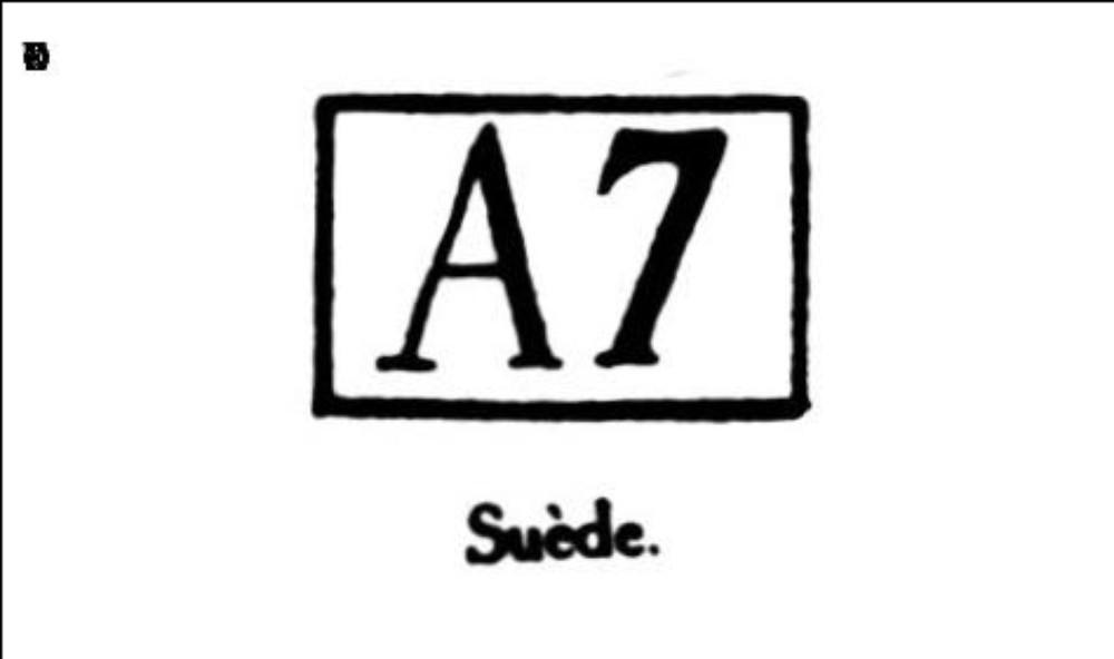 Capitale a. — chiffre 7