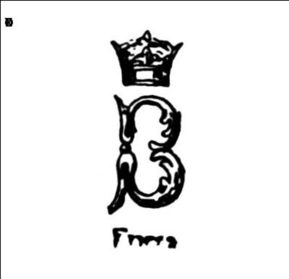 Capitale b couronnee
