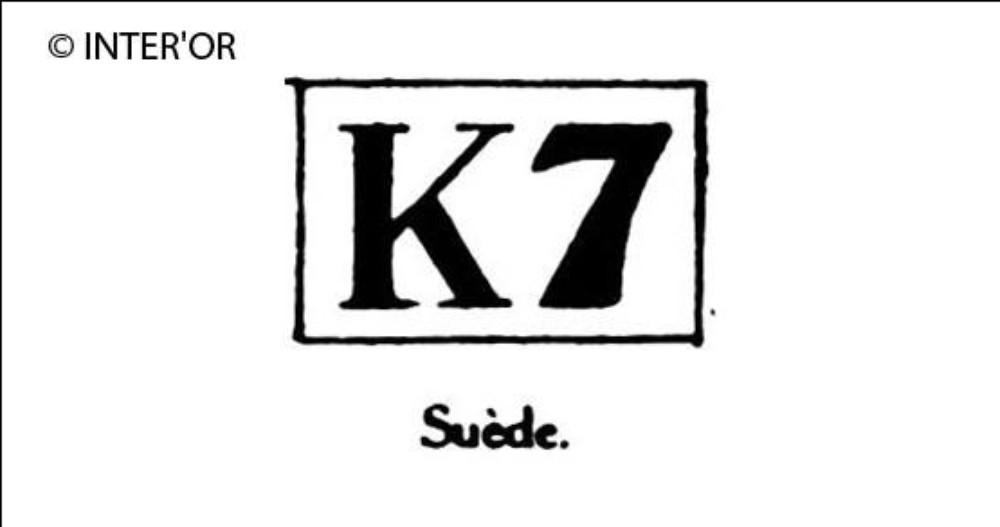 Capitale k chiffre 7