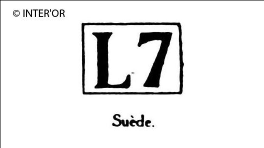 Capitale l chiffre 7