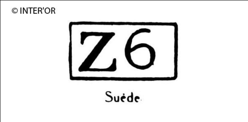 Capitale z. — chiffre 6