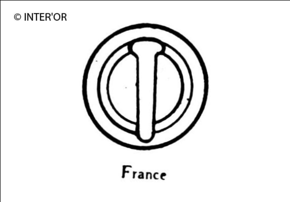 Cercle et ardillon