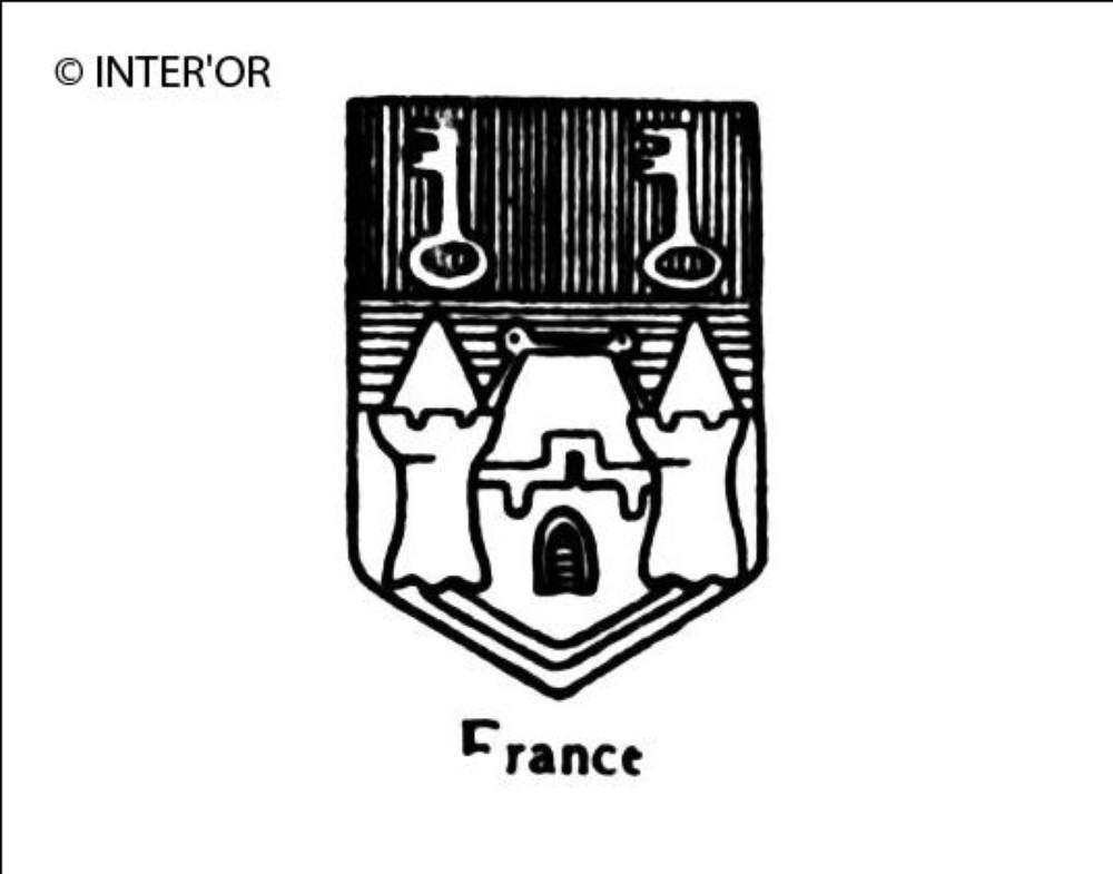Chateau et deux clefs
