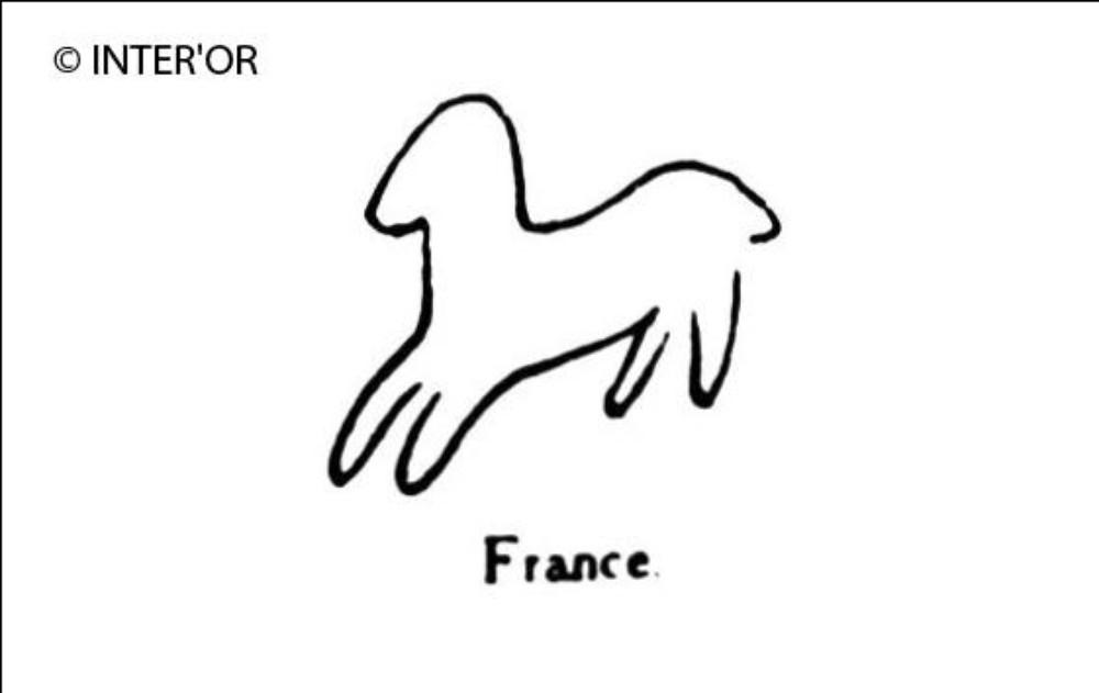 Cheval passant