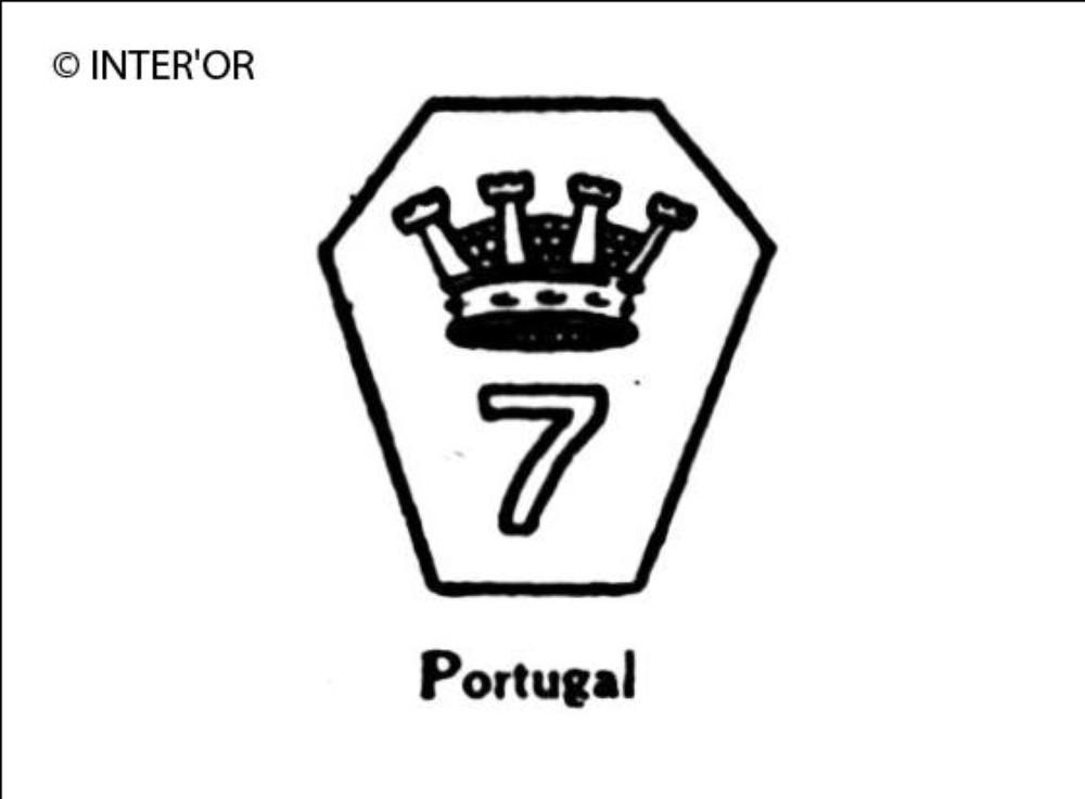 Chiffre 7 couronne