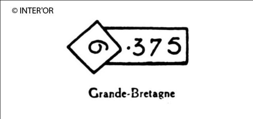 Chiffre 9 et nombre 375
