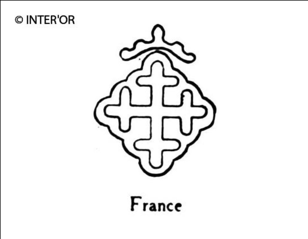 Croix treflee