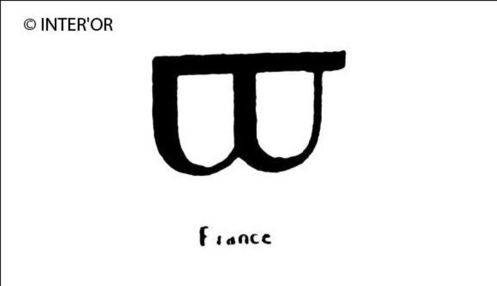 Lettre etrangere (a dialecte particulier aux athéniens)