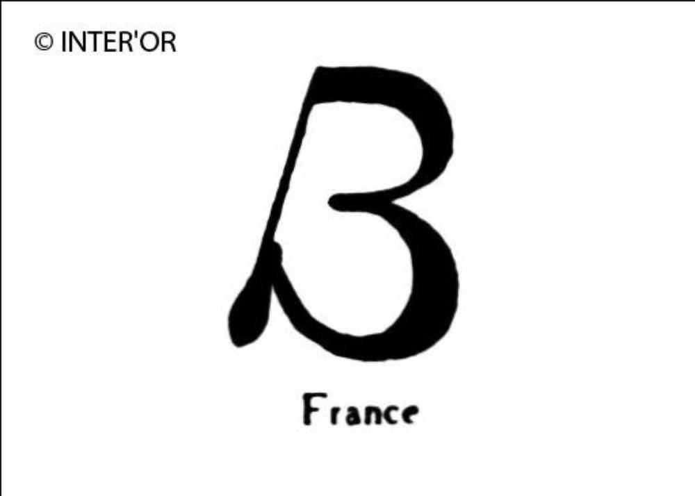 Lettre etrangere (bêta grec)