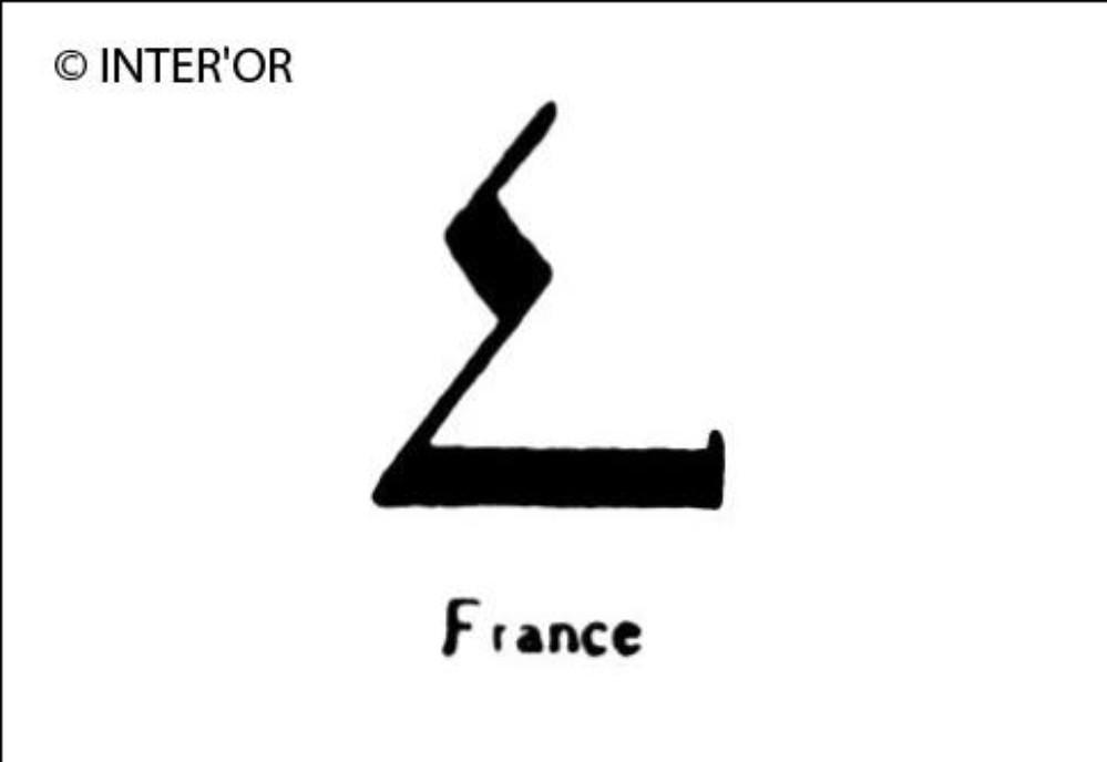 Lettre etrangere (s grec ancien)