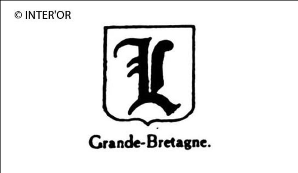 Lettre gothique l
