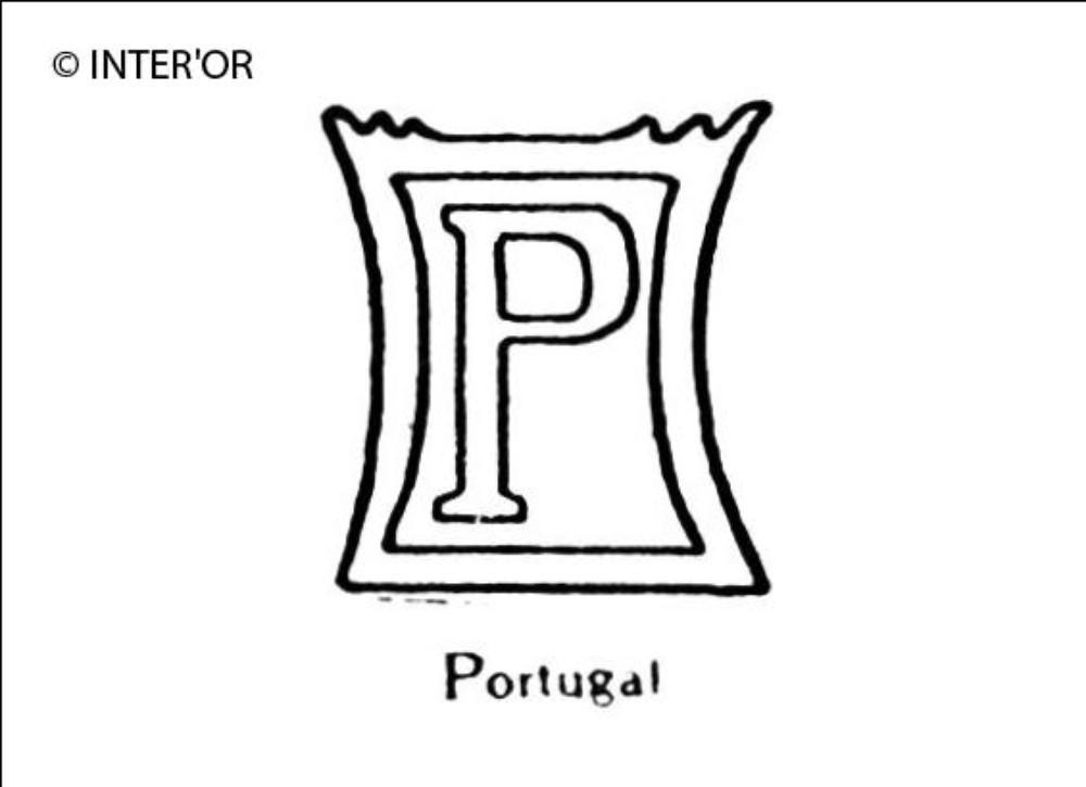 Lettre p