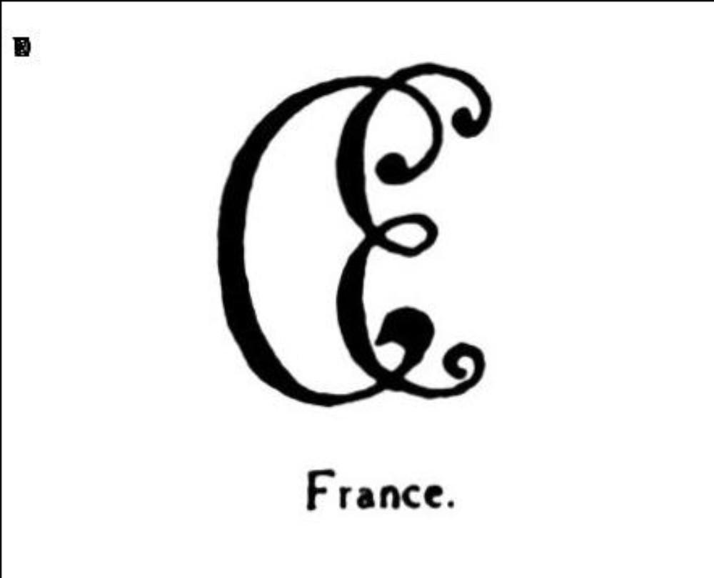 Lettres с. E