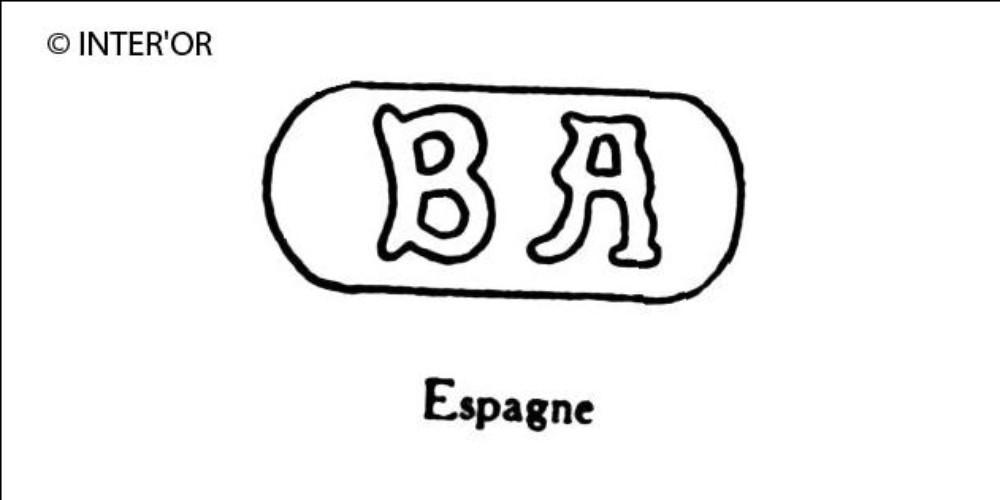 Lettres b a