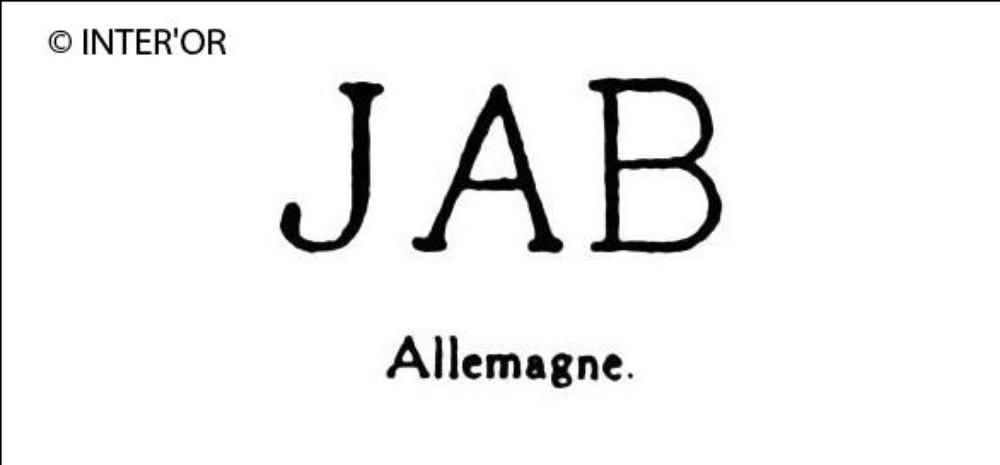Lettres j. A. B