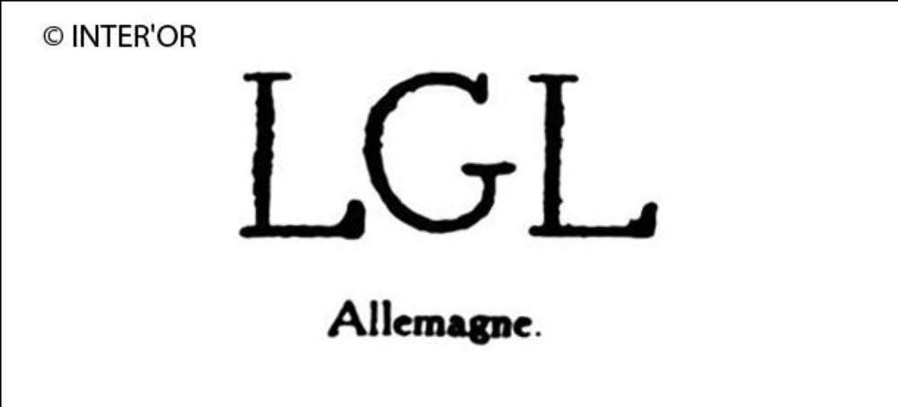 Lettres l. G. L