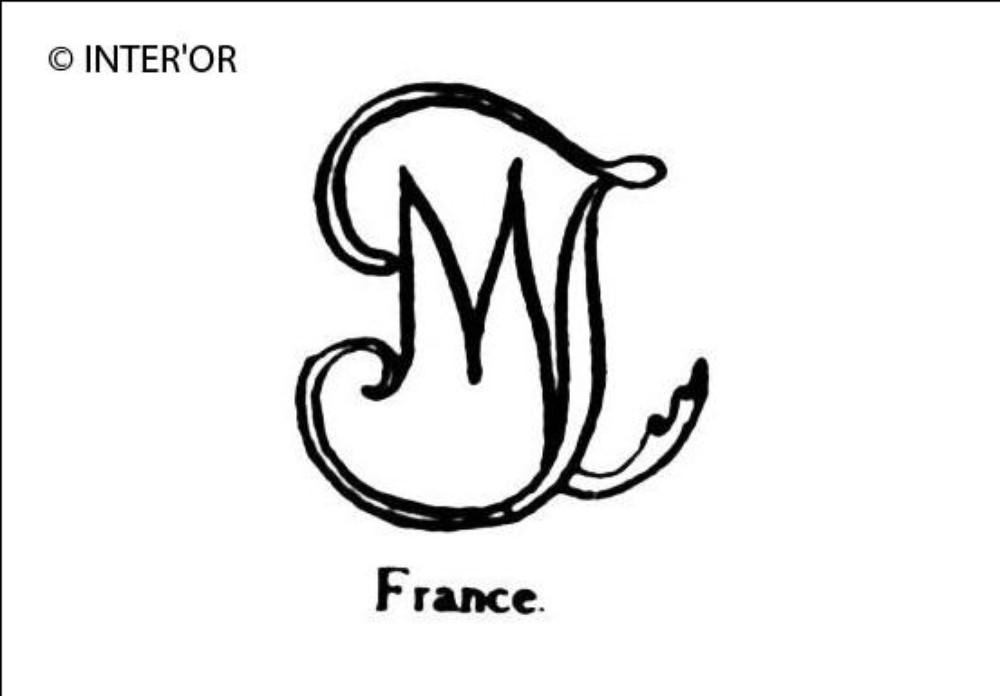 Lettres m. L. P
