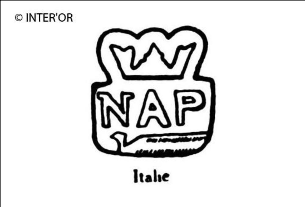 Lettres n. A. P. Couronnees