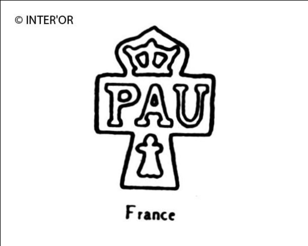 Lettres pau couronnees hermine