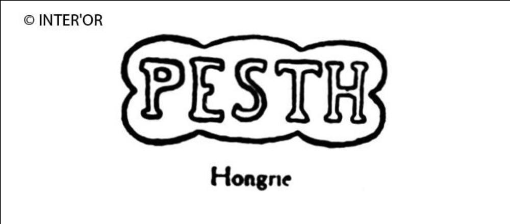 Lettres pesth