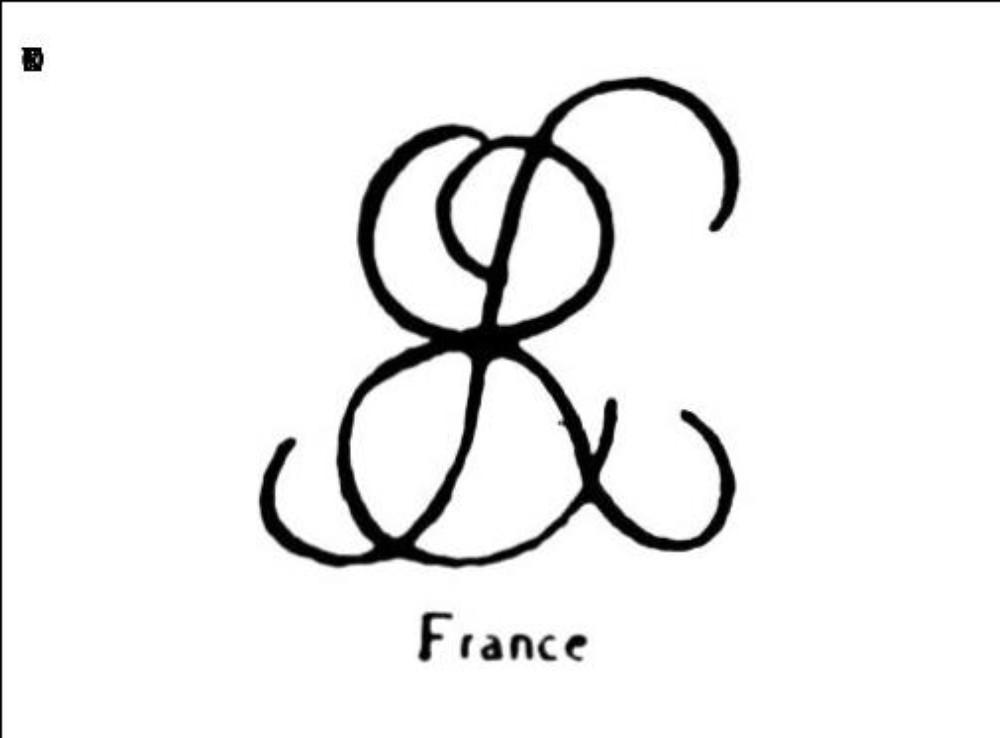 Lettres r. E