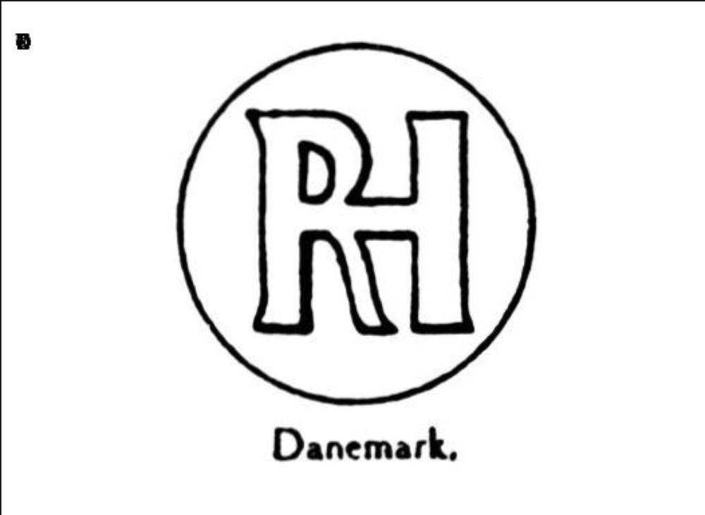 Lettres r. H