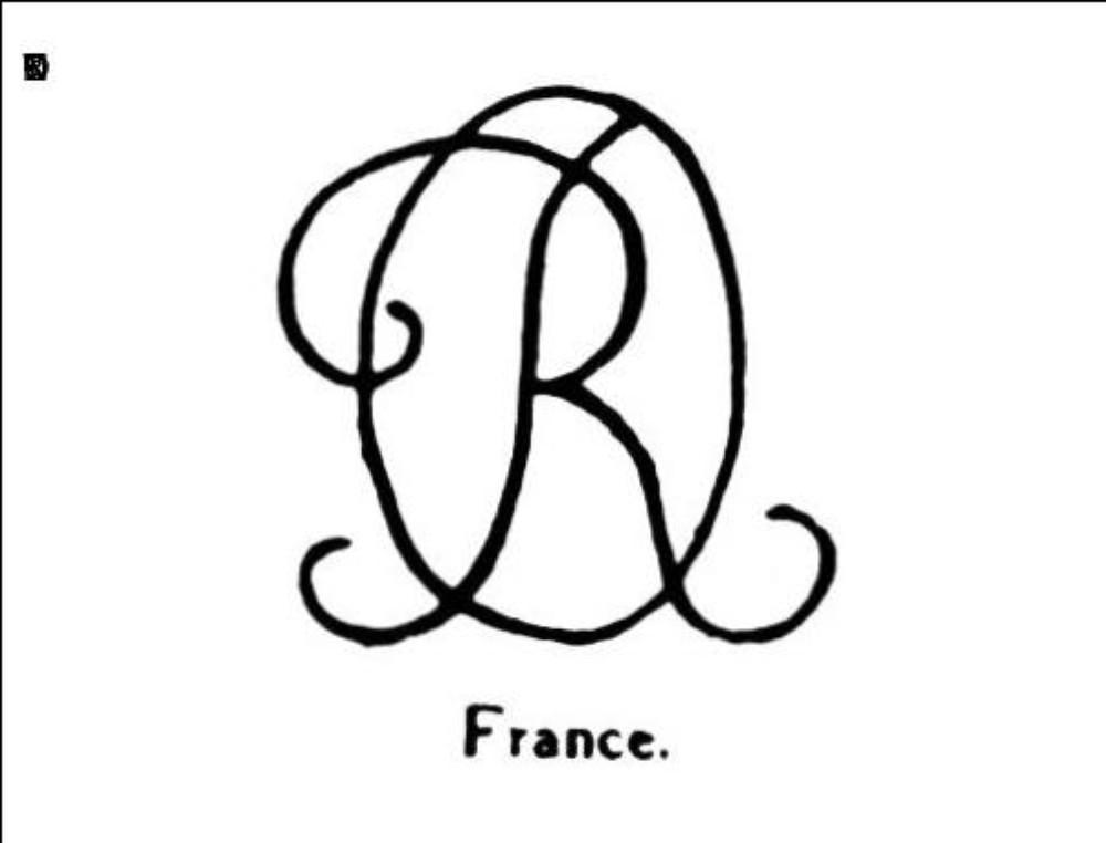 Lettres r. O