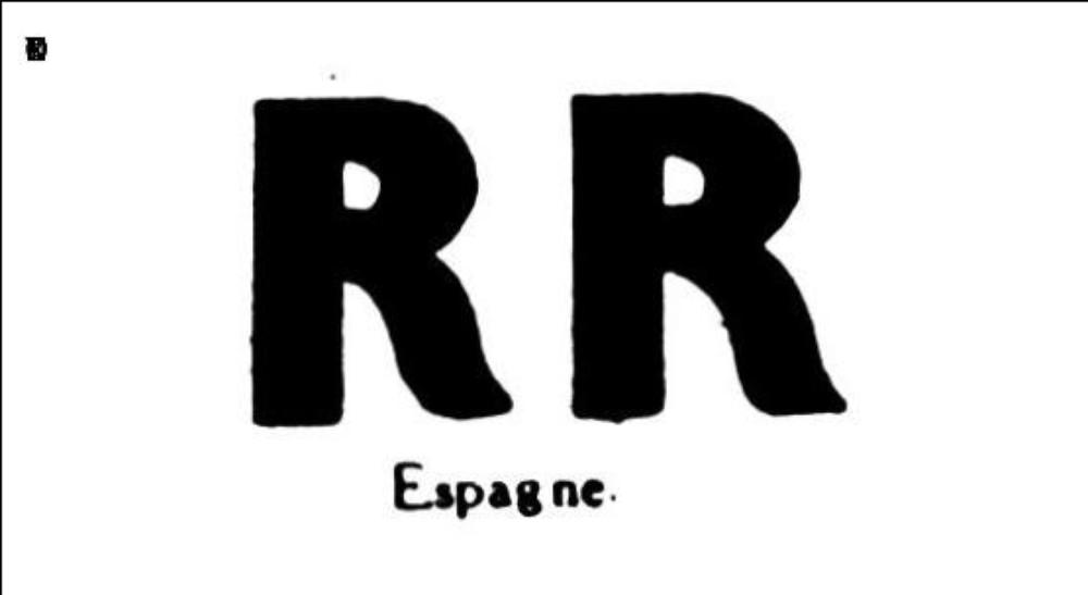 Lettres r. R