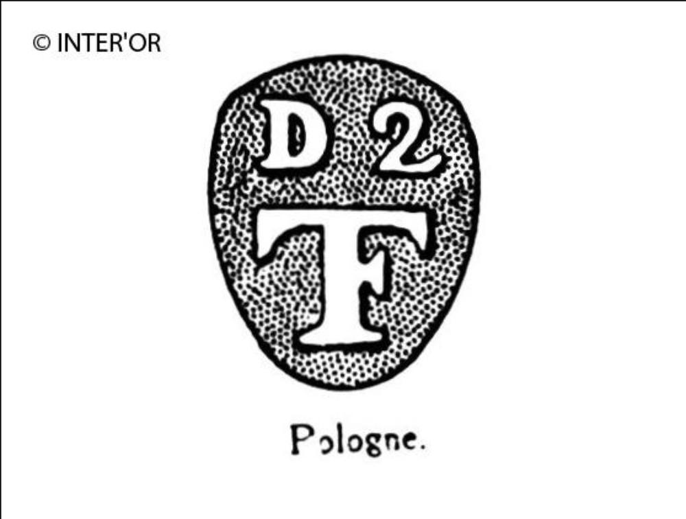 Lettres tf. D2