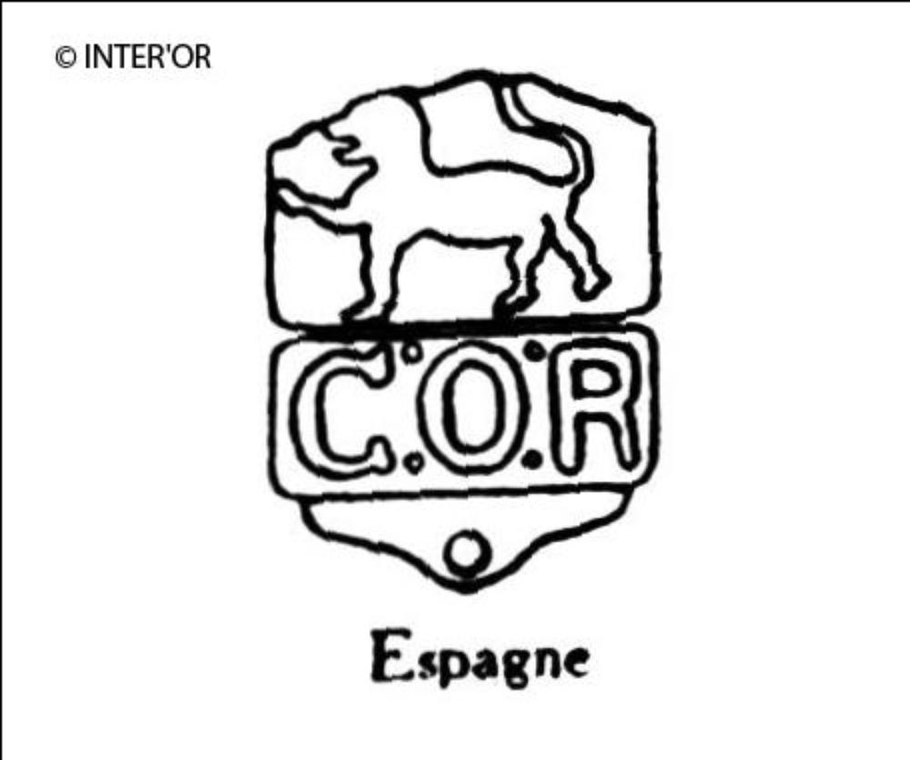 Lion sur с. O. R