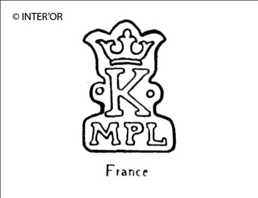 M p l sous k couronne