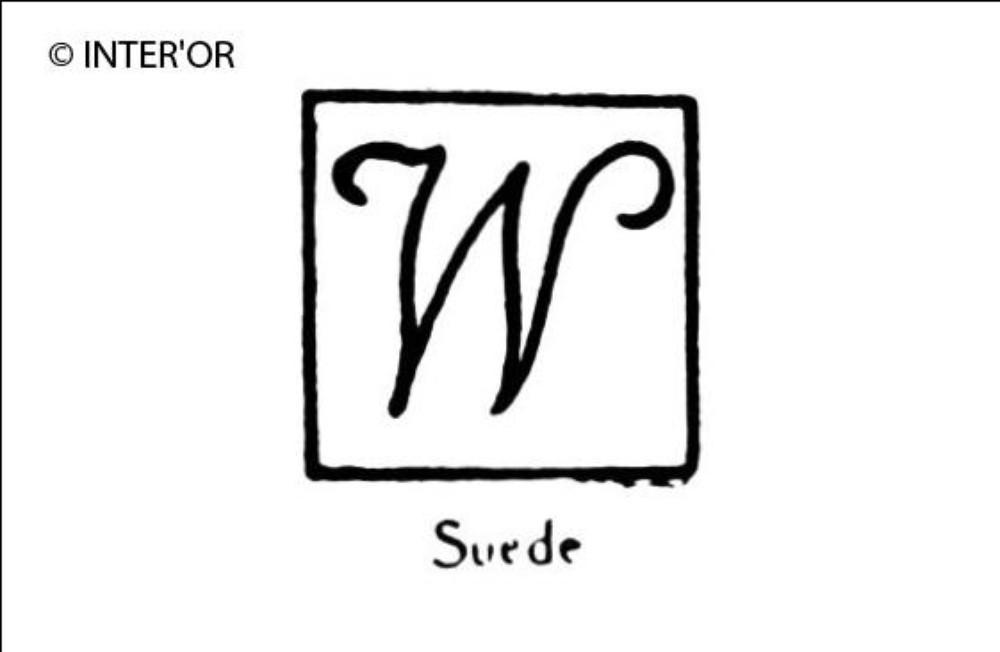 Majuscule w