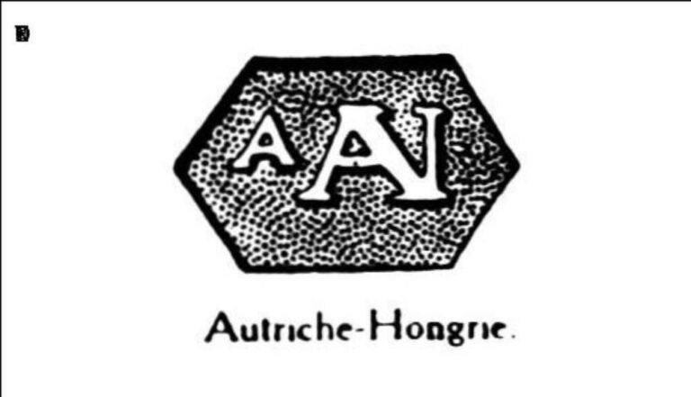 Monogramme av et a