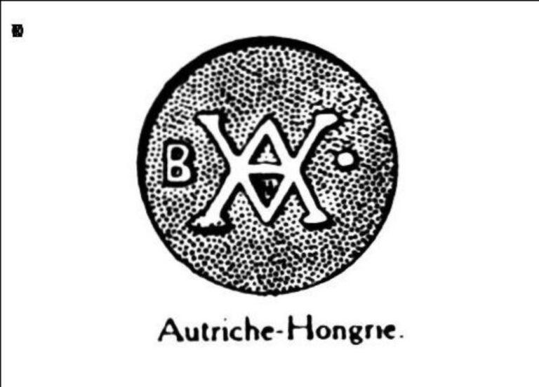 Monogramme av et b