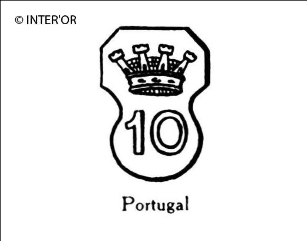 Nombre 10 couronne