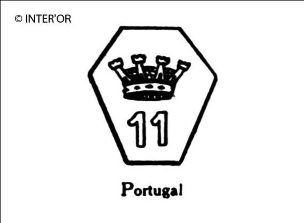Nombre 11 couronne