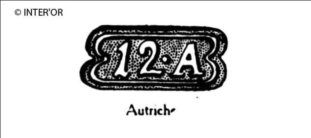 Nombre 12. — lettre a