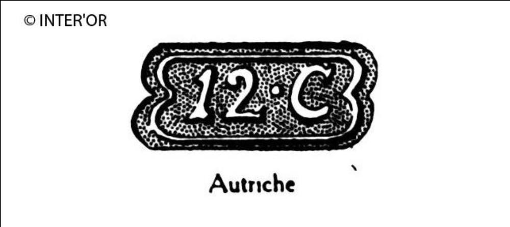 Nombre 12. — lettre c