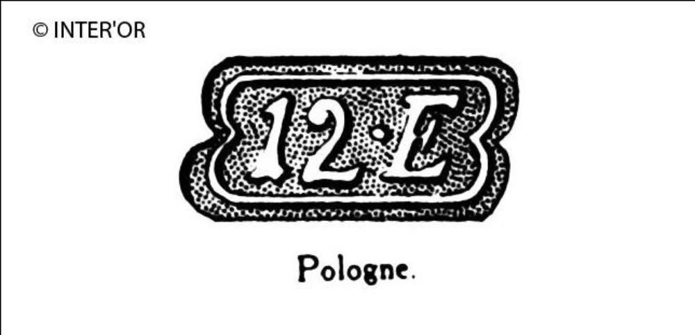 Nombre 12. — lettre e