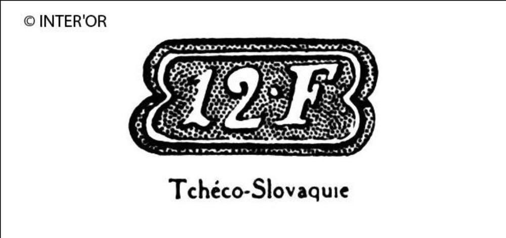 Nombre 12. — lettre f