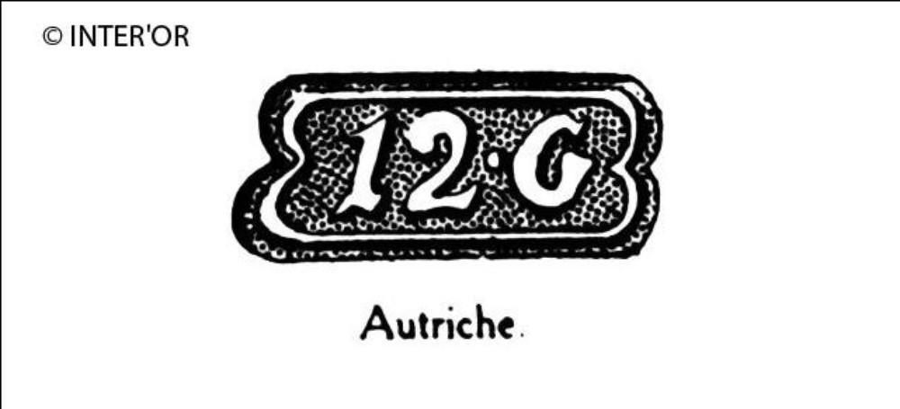 Nombre 12. — lettre g