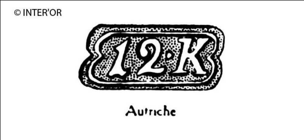 Nombre 12. — lettre k