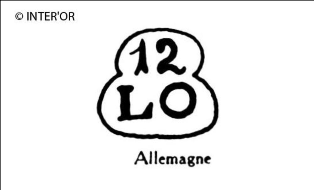Nombre 12. — lettres l o
