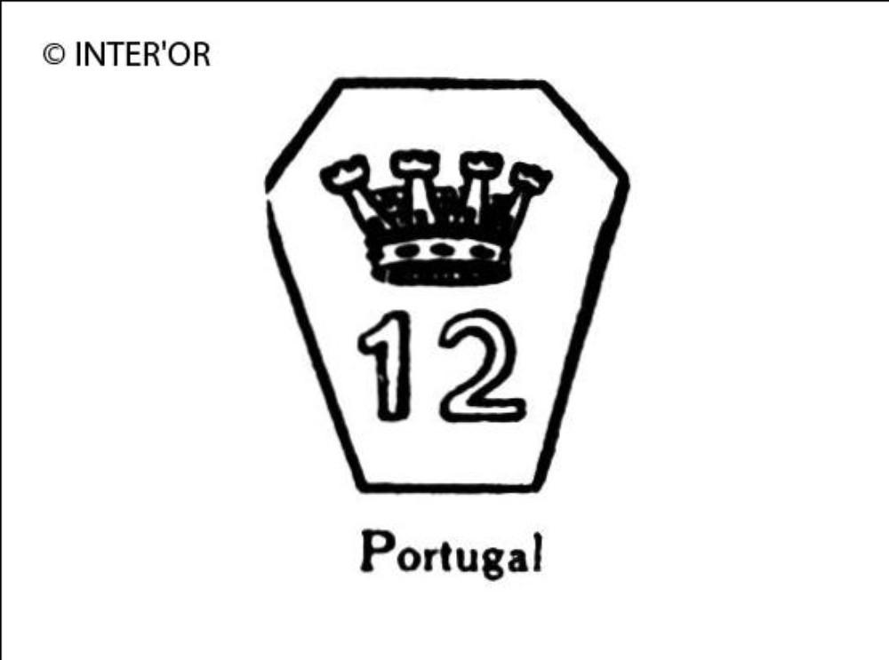 Nombre 12 couronne