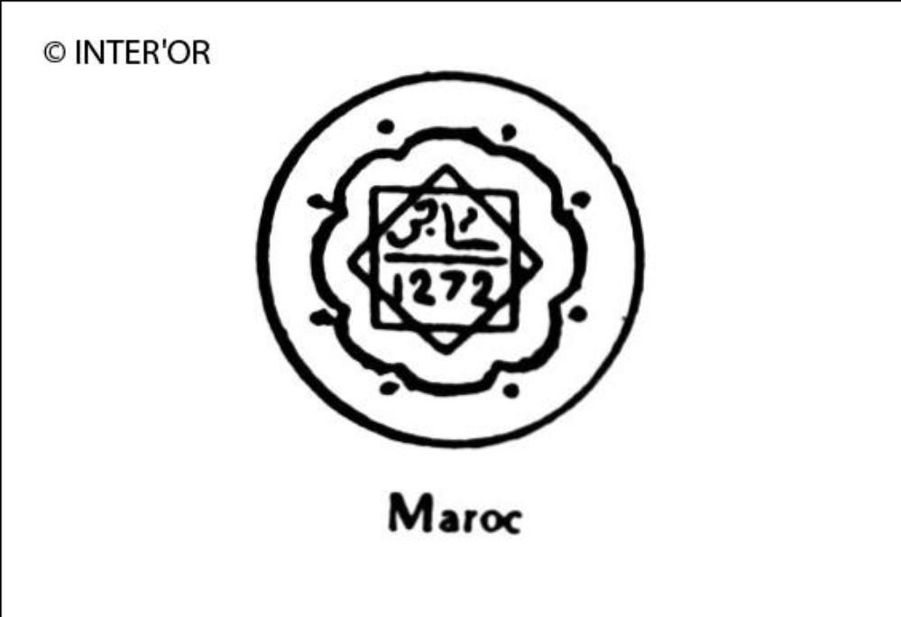 Nombre 1272 dans un cercle