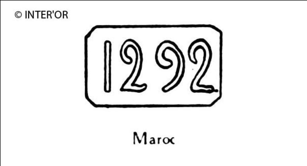 Nombre 1292