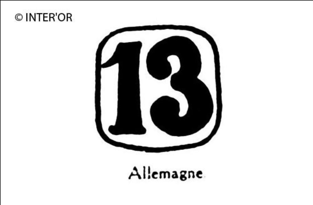 Nombre 13